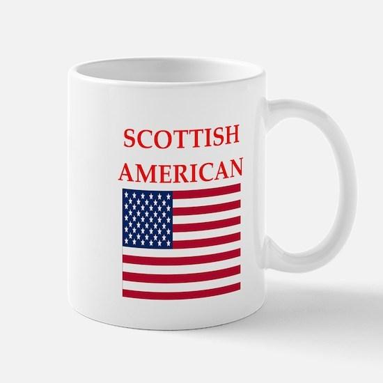 scottish Mugs