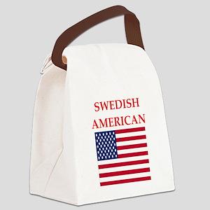 swedish Canvas Lunch Bag