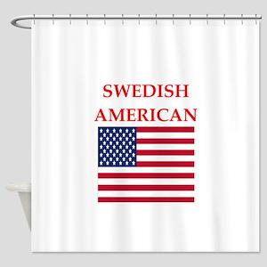swedish Shower Curtain