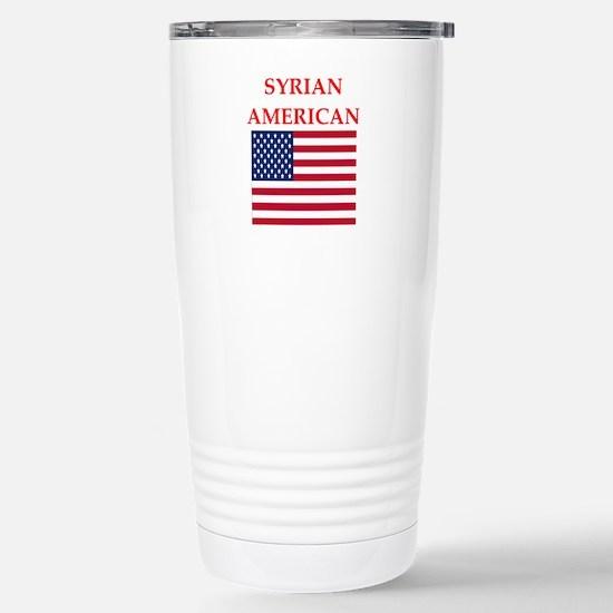 syrian Travel Mug