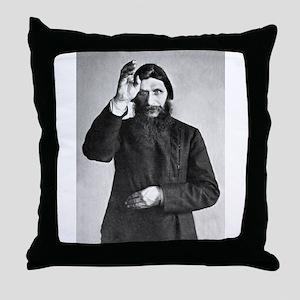 rasputin Throw Pillow