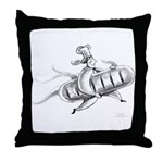 Chef Woman Throw Pillow