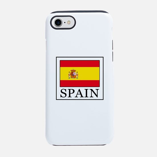 Spain iPhone 8/7 Tough Case