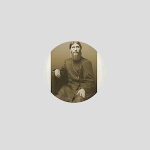 Rasputin Mini Button