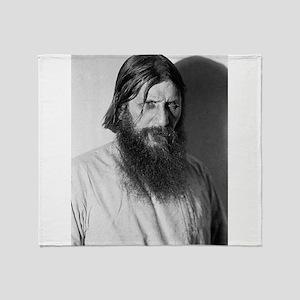Rasputin Throw Blanket