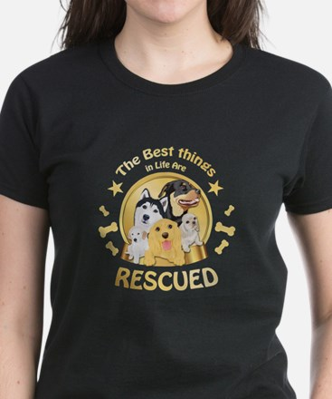 Animal Rescue T-shirt - The best things in T-Shirt