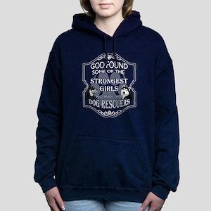 Animal Rescue T-shirt - Women's Hooded Sweatshirt