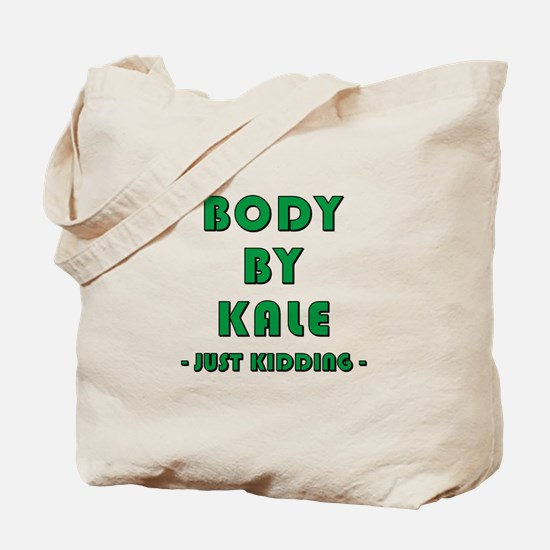 BODY BY... Tote Bag