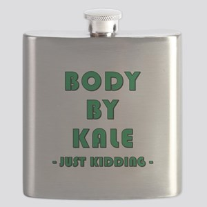 BODY BY... Flask