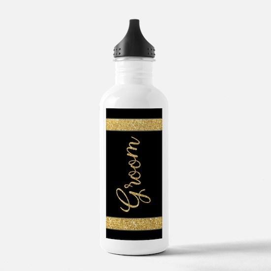 Gitter Gift for the Gr Sports Water Bottle