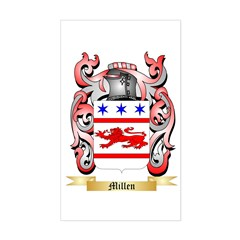 Millen Sticker (Rectangle)