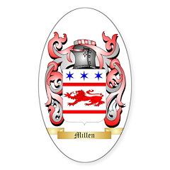 Millen Sticker (Oval)