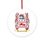 Millen Round Ornament