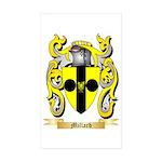 Millard Sticker (Rectangle 50 pk)