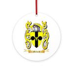 Millard Round Ornament