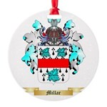 Millar Round Ornament