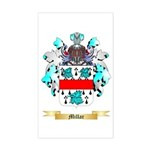 Millar Sticker (Rectangle)
