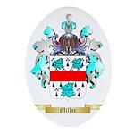 Millar Oval Ornament