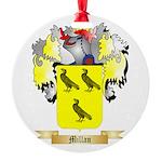 Millan Round Ornament