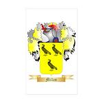 Millan Sticker (Rectangle 50 pk)