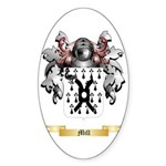 Mill (Ireland) Sticker (Oval 50 pk)