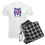 Milinaire Men's Light Pajamas