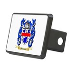 Milinaire Rectangular Hitch Cover