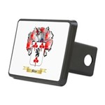 Miley Rectangular Hitch Cover