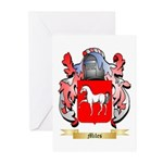 Miles Greeting Cards (Pk of 20)