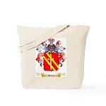 Miles (Ireland) Tote Bag
