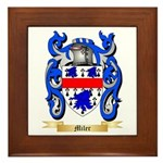 Miler Framed Tile