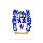 Mildmay Sticker (Rectangle 50 pk)