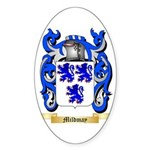 Mildmay Sticker (Oval)