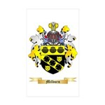 Milburn Sticker (Rectangle 10 pk)