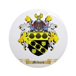 Milburn Round Ornament