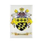 Milbourne Rectangle Magnet (100 pack)