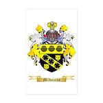 Milbourne Sticker (Rectangle 50 pk)