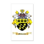 Milbourne 20x12 Wall Decal