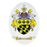 Milbourne Oval Ornament