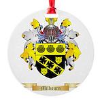 Milbourn Round Ornament