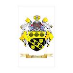Milbourn Sticker (Rectangle 50 pk)