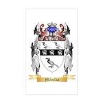 Mikulka Sticker (Rectangle)