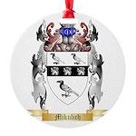 Mikulich Round Ornament