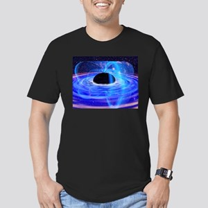 Nasa Blue Black Hole T-Shirt