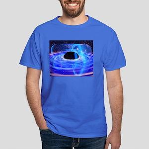 Nasa Blue Black Hole T-Shirt