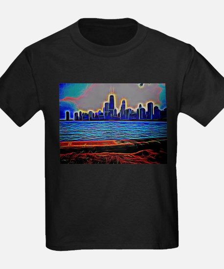 Chicago from the Lake T-Shirt