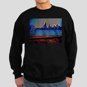 Chicago from the Lake Sweatshirt