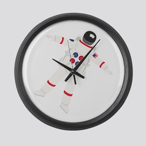 Astronaut Large Wall Clock