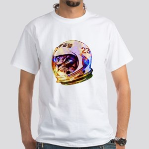 Astronaut Space Cat (deep galaxy version) T-Shirt