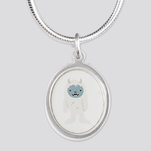Yeti Creature Necklaces